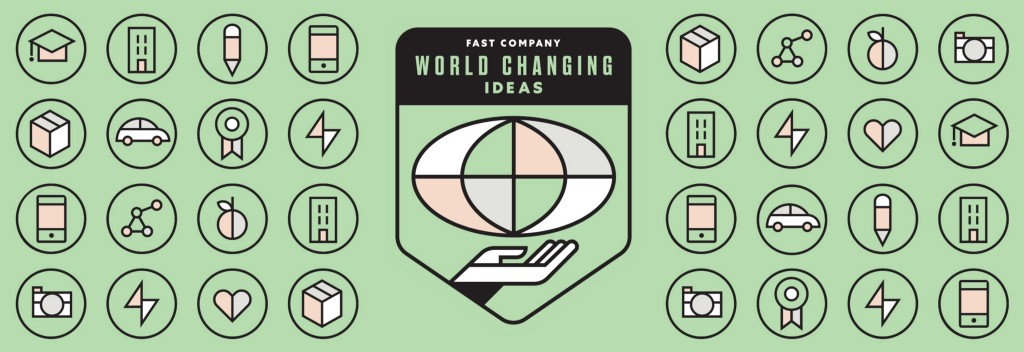 "Hydrogen Named ""World Changing Idea"" By Fast Company"