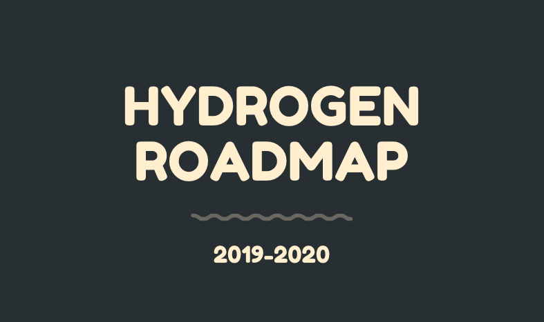 Hydrogen Roadmap: Summer Sneak Peek