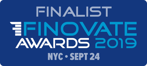 Hydrogen a Finalist for Three Finovate Awards