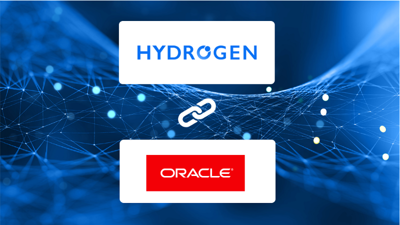 Hydrogen's Platform Now Powered by Oracle Cloud and Available in the Oracle Cloud Marketplace