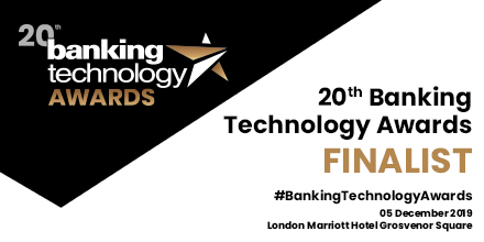 Hydrogen a 'Most Innovative Banking Technology Provider' Finalist