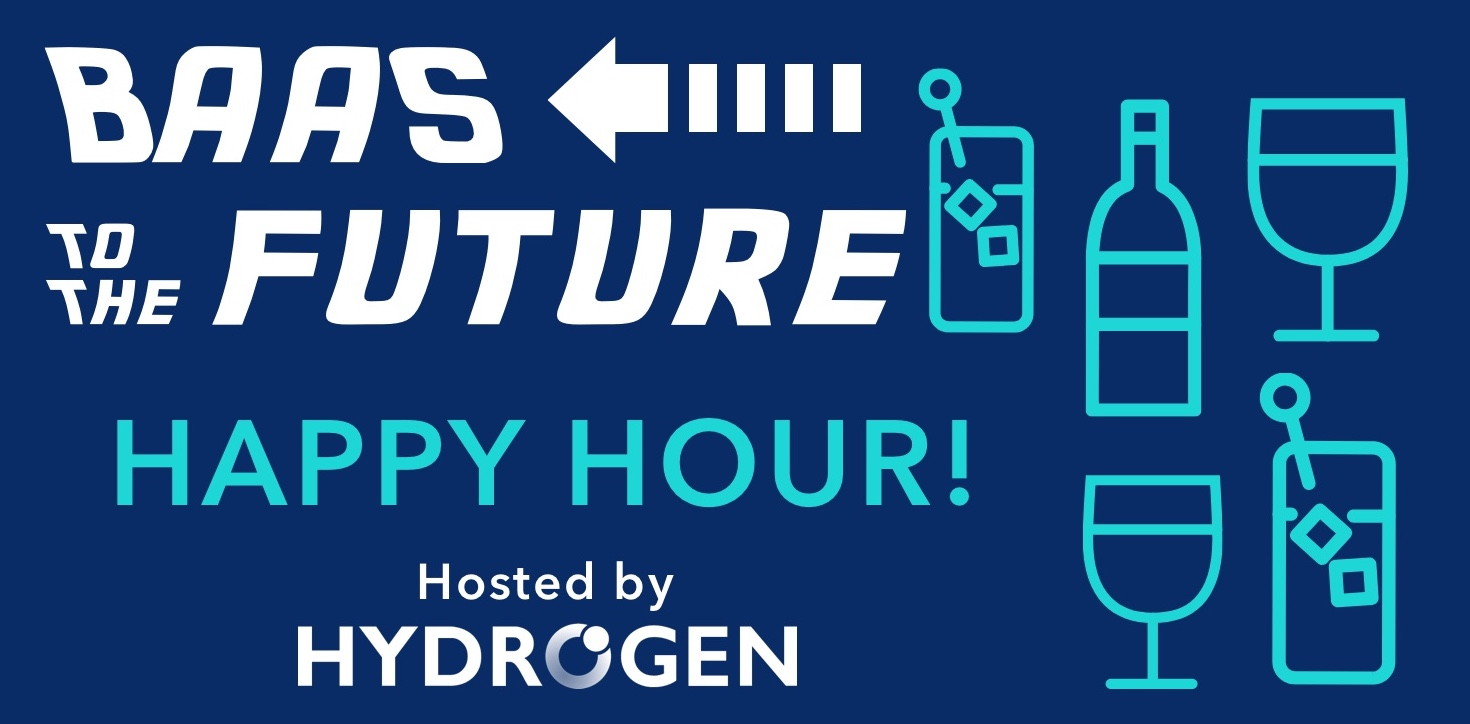 BaaS to the Future: Upcoming Happy Hour & Report