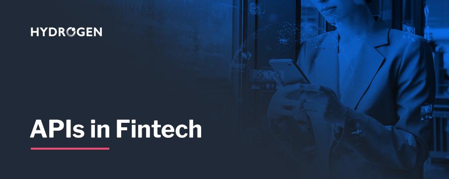 APIs in Fintech