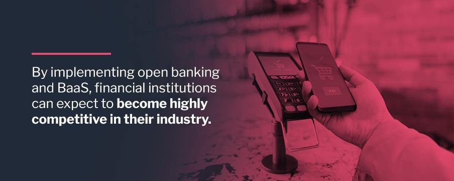banks implementing baas