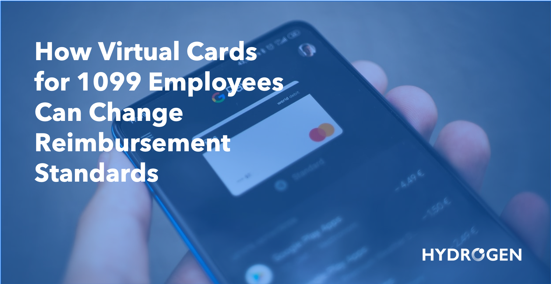 How Virtual Cards for 1099 Employees Can Change Reimbursement Standards