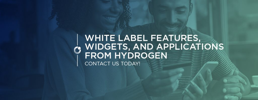 White Label Features, Widgets, and Applications From Hydrogen