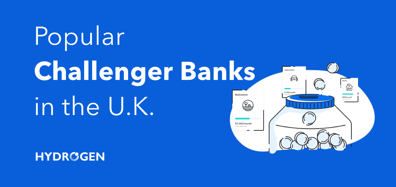 Popular Challenger Banks in the United Kingdom