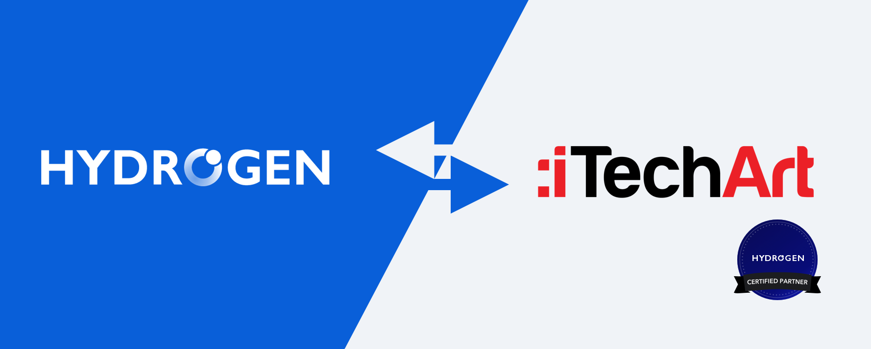 iTechArt Enters Hydrogen's Partner Marketplace