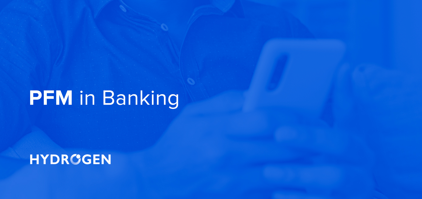 PFM in Banking