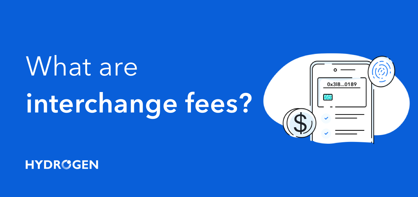 What are interchange fees?